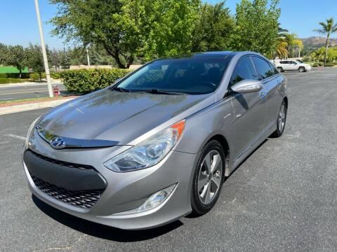 2011 Hyundai Sonata Hybrid for sale at PRESTIGE AUTO SALES GROUP INC in Stevenson Ranch CA