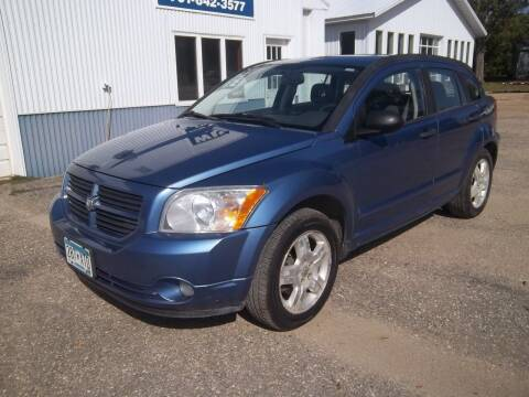 2007 Dodge Caliber for sale at Wieser Auto INC in Wahpeton ND