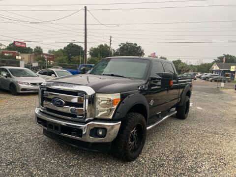2015 Ford F-250 Super Duty for sale at Velocity Autos in Winter Park FL