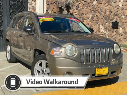 2007 Jeep Compass for sale at Car Deal Auto Sales in Sacramento CA