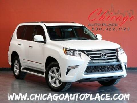 2019 Lexus GX 460 for sale at Chicago Auto Place in Bensenville IL