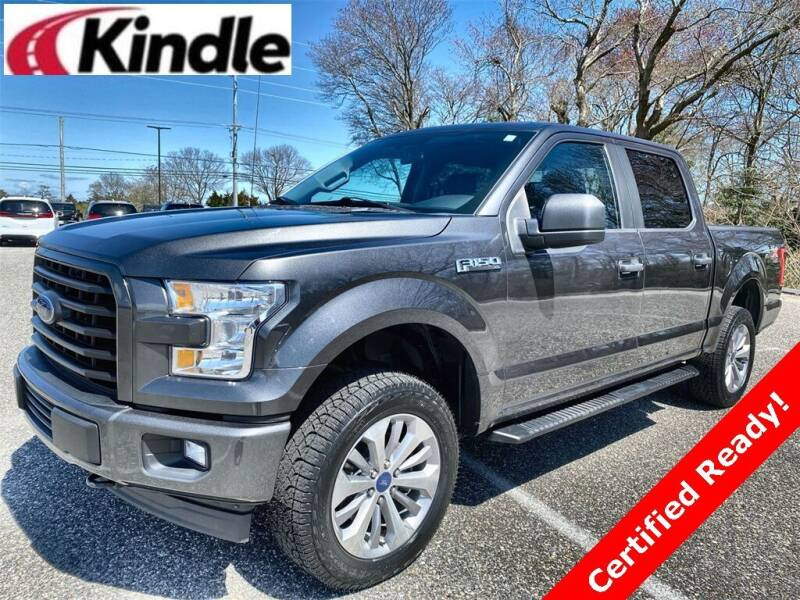 2017 Ford F-150 for sale at Kindle Auto Plaza in Cape May Court House NJ