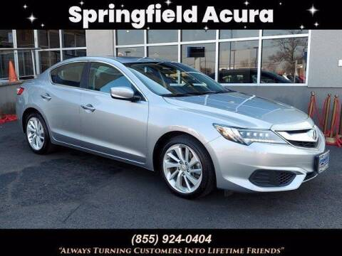 2018 Acura ILX for sale at SPRINGFIELD ACURA in Springfield NJ