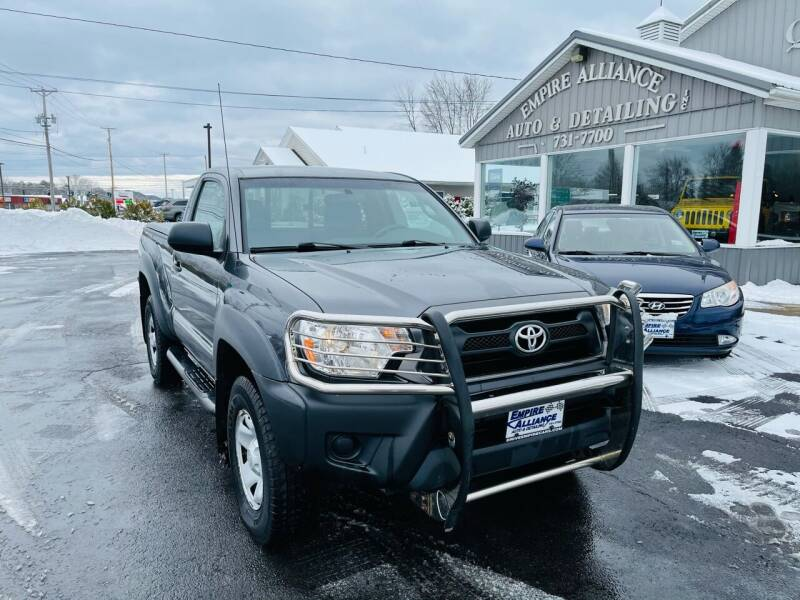 2014 Toyota Tacoma for sale at Empire Alliance Inc. in West Coxsackie NY