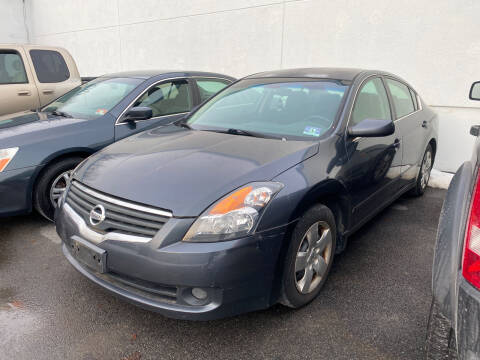2007 Nissan Altima for sale at JerseyMotorsInc.com in Teterboro NJ