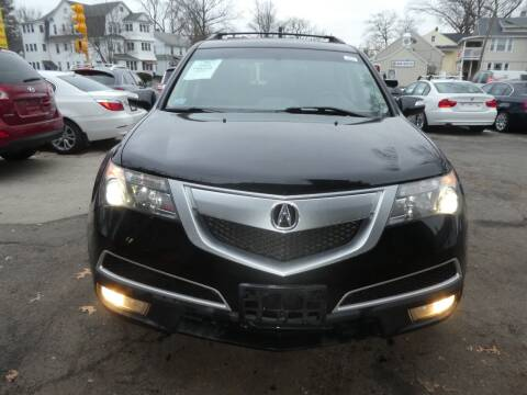 2012 Acura MDX for sale at Wheels and Deals in Springfield MA