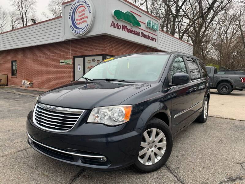 2014 Chrysler Town and Country for sale at GMA Automotive Wholesale in Toledo OH
