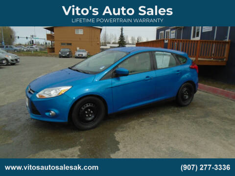 2012 Ford Focus for sale at Vito's Auto Sales in Anchorage AK