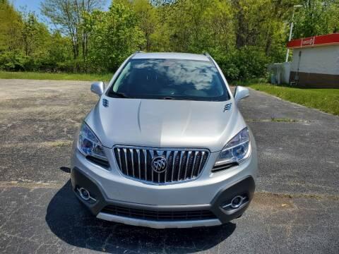 2016 Buick Encore for sale at Discount Auto World in Morris IL