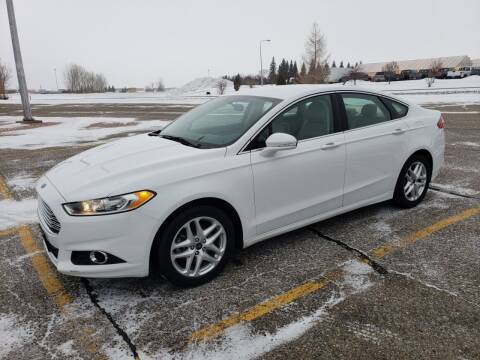 2014 Ford Fusion for sale at Northstar Auto Brokers in Fargo ND