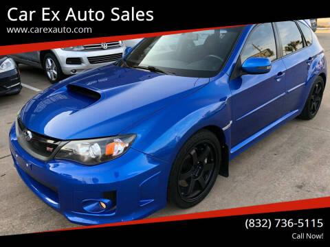 2011 Subaru Impreza for sale at Car Ex Auto Sales in Houston TX