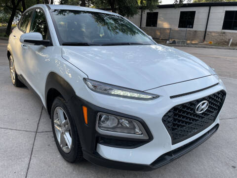 2019 Hyundai Kona for sale at PRESTIGE AUTOPLEX LLC in Austin TX