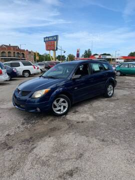 2004 Pontiac Vibe for sale at Big Bills in Milwaukee WI