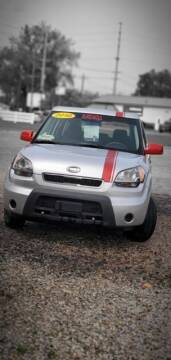 2010 Kia Soul for sale at Wallers Auto Sales LLC in Dover OH