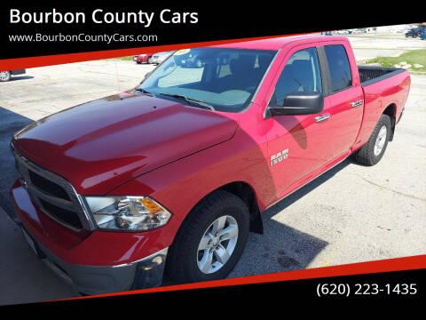 2016 RAM Ram Pickup 1500 for sale at Bourbon County Cars in Fort Scott KS