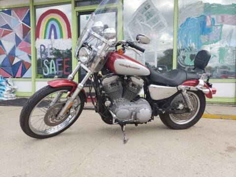 2004 Harley Davidson Sportster for sale at Super Trooper Motors in Madison WI