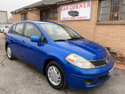 2007 Nissan Versa for sale at Car Corner in Memphis TN