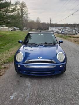 2005 MINI Cooper for sale at Speed Auto Mall in Greensboro NC