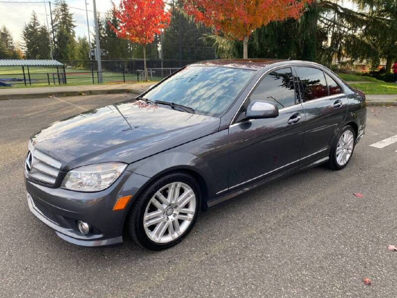 2009 Mercedes-Benz C-Class for sale at Washington Auto Loan House in Seattle WA