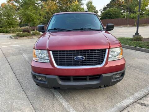 2006 Ford Expedition for sale at Two Brothers Auto Sales in Loganville GA