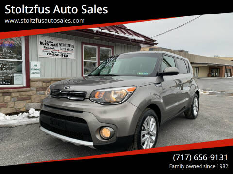 2017 Kia Soul for sale at Stoltzfus Auto Sales in Lancaster PA