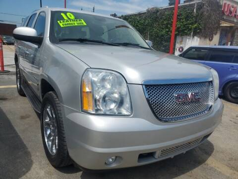 2010 GMC Yukon for sale at USA Auto Brokers in Houston TX