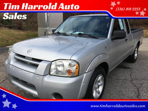 2004 Nissan Frontier for sale at Tim Harrold Auto Sales in Wilkesboro NC