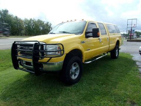 2006 Ford F-350 Super Duty for sale at DAVE KNAPP USED CARS in Lapeer MI