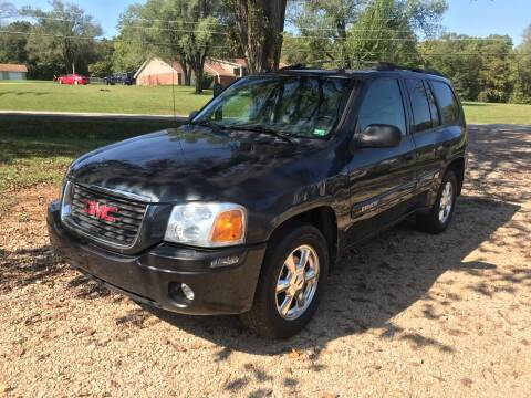 2005 GMC Envoy for sale at Budget Auto Sales in Bonne Terre MO