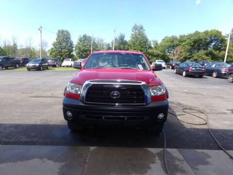 2007 Toyota Tundra for sale at Pool Auto Sales Inc in Spencerport NY