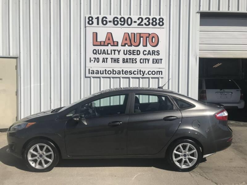 2016 Ford Fiesta for sale at LA AUTO in Bates City MO