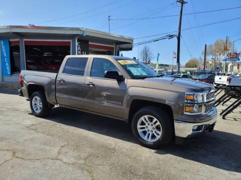 2014 Chevrolet Silverado 1500 for sale at Imports Auto Sales & Service in San Leandro CA