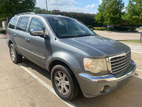 2008 Chrysler Aspen for sale at Ted's Auto Corporation in Richardson TX