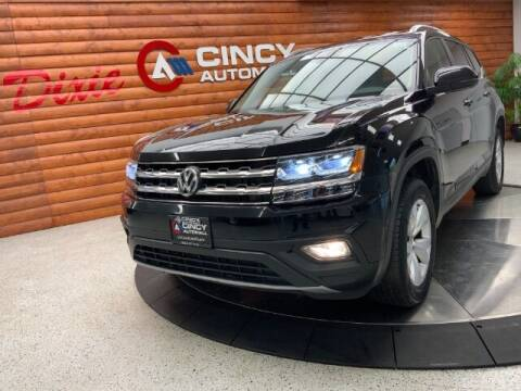 2019 Volkswagen Atlas for sale at Dixie Motors in Fairfield OH