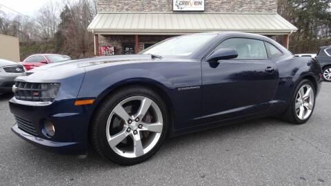 2011 Chevrolet Camaro for sale at Driven Pre-Owned in Lenoir NC