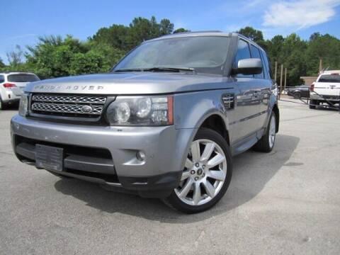 2013 Land Rover Range Rover Sport for sale at Atlanta Luxury Motors Inc. in Buford GA