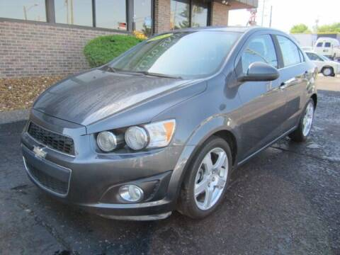 2013 Chevrolet Sonic for sale at Jacobs Auto Sales in Nashville TN