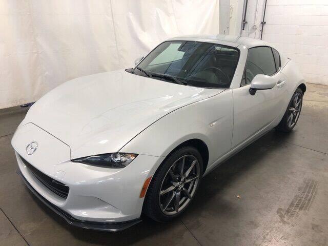2017 Mazda MX-5 Miata RF for sale in Defiance, OH