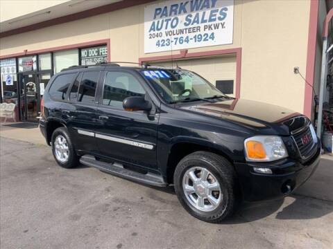 2004 GMC Envoy for sale at PARKWAY AUTO SALES OF BRISTOL in Bristol TN