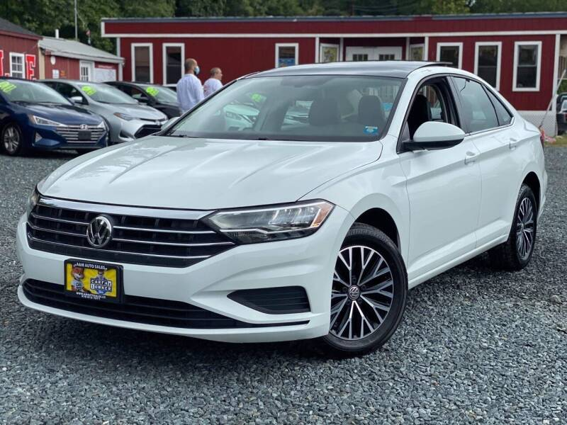 2019 Volkswagen Jetta for sale at A&M Auto Sale in Edgewood MD