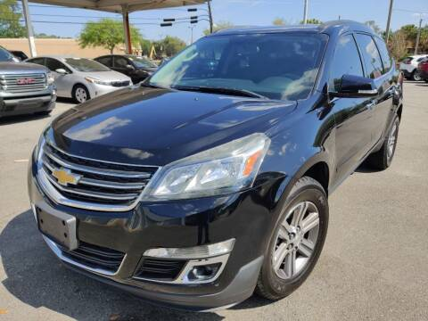 2016 Chevrolet Traverse for sale at Max Auto Sales in Sanford FL
