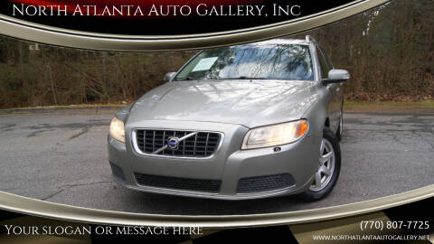 2008 Volvo V70 for sale at North Atlanta Auto Gallery, Inc in Alpharetta GA