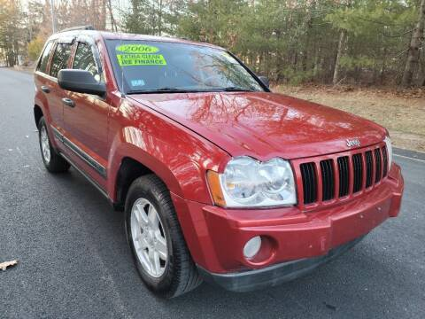2006 Jeep Grand Cherokee for sale at Showcase Auto & Truck in Swansea MA
