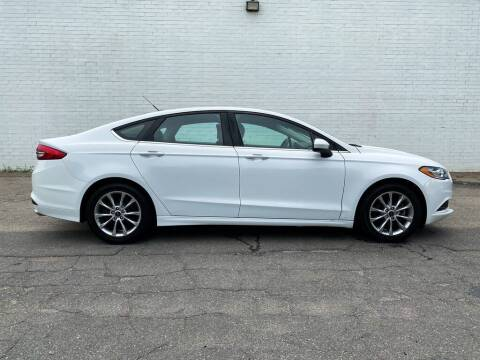 2017 Ford Fusion for sale at Smart Chevrolet in Madison NC