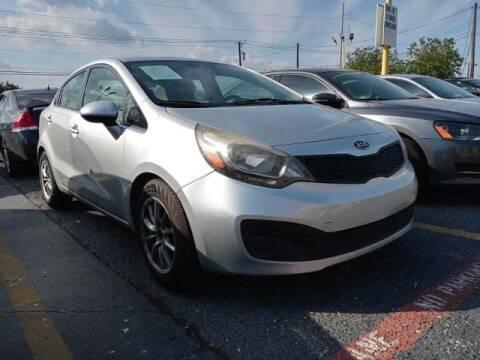 2012 Kia Rio for sale at Auto Plaza in Irving TX