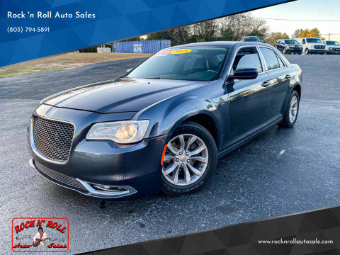 2015 Chrysler 300 for sale at Rock 'n Roll Auto Sales in West Columbia SC