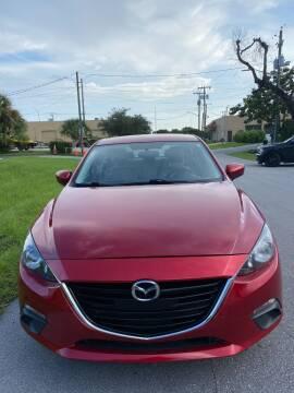 2015 Mazda MAZDA3 for sale at Roadmaster Auto Sales in Pompano Beach FL