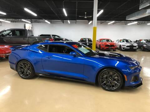 2018 Chevrolet Camaro for sale at Fox Valley Motorworks in Lake In The Hills IL