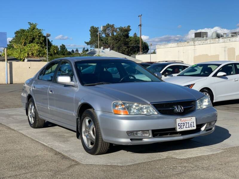 2003 Acura TL for sale at H & K Auto Sales & Leasing in San Jose CA