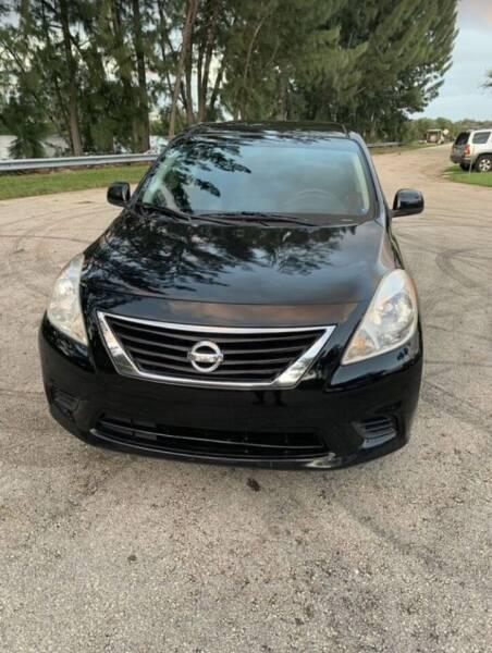 2014 Nissan Versa S - Deerfield Beach FL